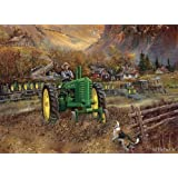 Autumn in Deere Country Puzzle