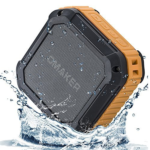 Best-OutdoorShower-Bluetooth-Speaker-Ever-Omaker-M4-Portable-Bluetooth-40-Speaker-with-12-Hour-Playtime-for-OutdoorsShower