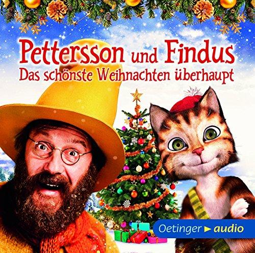Pettersson und Findus - Das schönste Weihnachten überhaupt (CD): Das Original-Hörspiel zum Kinofilm das CD von Sven Nordqvist - Preise vergleichen & online bestellen