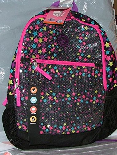 Double Dutch Back Pack Sequin Star