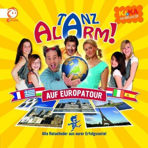 Ki. Ka Tanzalarm! 4-Tanzalarm auf Europatour