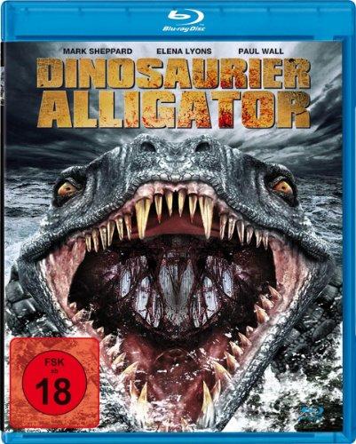 Dinosaurier Alligator (Jurassic Predator) [Blu-ray]