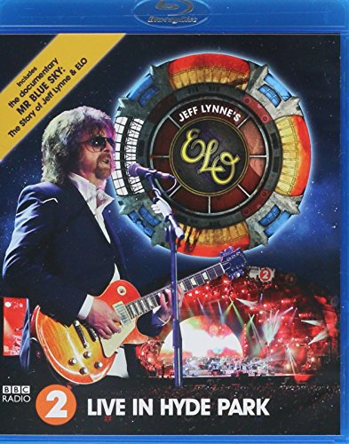 Blu-ray : Jeff Lynne - Live in Hyde Park (Blu-ray)