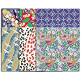 Roylco Double Sided Really Big Origami Paper, 12 X 12 in, Pack of 30