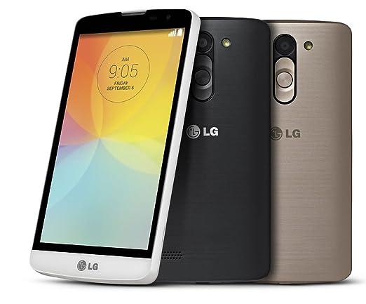 LG L Bello Dual D335 Black Gold