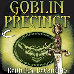 Goblin Precinct Audiobook