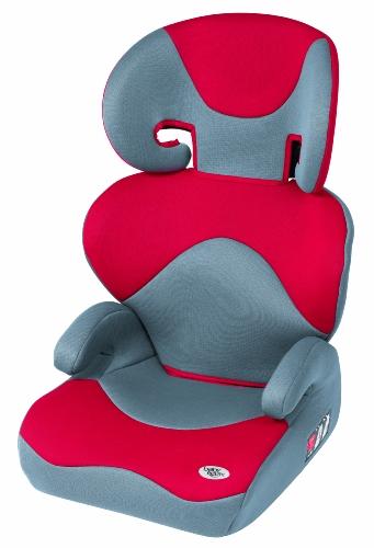 baby relax 85233843 hero kindersitz gruppe 2 3 ab 3 5 bis 12 jahre rot grau damionkoomen s. Black Bedroom Furniture Sets. Home Design Ideas