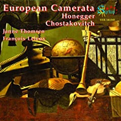 Concerto da Camera pour fl�te, cor anglais et orchestre � cordes: III. Vivace