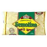 Ziyad Semolina Wheat Smeed,16 OZ (Pack - 3) (Tamaño: Pack - 3)
