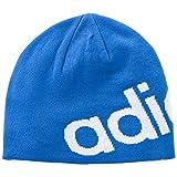 (アディダス)adidas SC ロゴビーニー M MIE28 M65633 ブルー/ホワイト OSFX