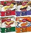Katz Gluten Free Pie Variety Pack 1 Apple Pie 1 Blueberry Pie 1 Cherry Pie 1 Pumpkin Pie from Katz Gluten Free