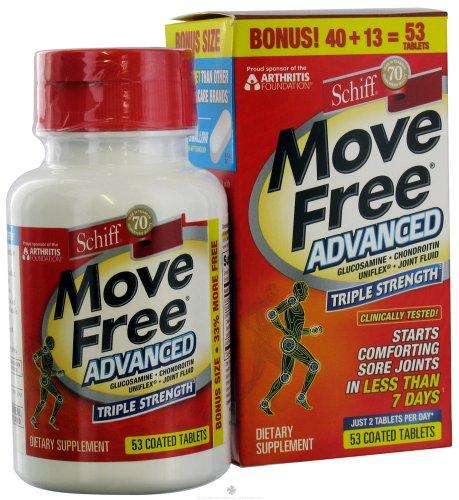 Schiff Vitamins Move Free Advanced