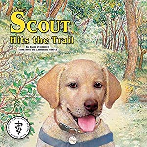 Scout Hits the Trail Audiobook
