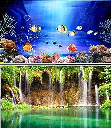 80cm 31 171 haut pour le poisson de fond de l aquarium de tank reptile vivarium