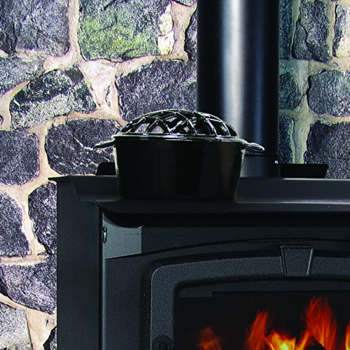 Pleasant Hearth 2 5qt Cast Steamer Humidifier Black Home