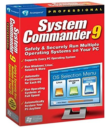System Commander 9 (PC)