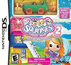 Squinkies 2 W/Toy