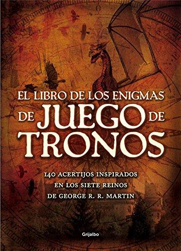El Libro De Los Enigmas De Juego De Tronos (OCIO Y ENTRETENIMIENTO)