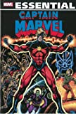 Essential Captain Marvel - Volume 2