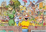 Jumbo Puzzle Wasgij Blooming Marvellous