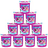 WHISKAS - Les Irrésistibles - Maxi au saumon - Friandises pour chats - Boîte de 105 g - Lot de 10