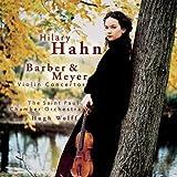 Barber & Meyer: Violin Concertos