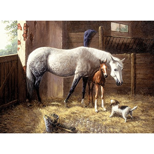 Royal & Langnickel Painting by Numbers Adult Large Art Activity Kit, New Friends - 1