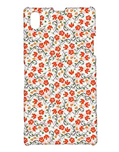 Crackndeal Back Cover for Sony Xperia Z1