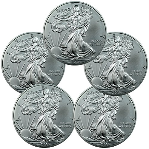 2016 Eagle Brilliant Uncirculated