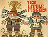 img - for Ten Little Fingers: Craft Ideas for Young Children book / textbook / text book