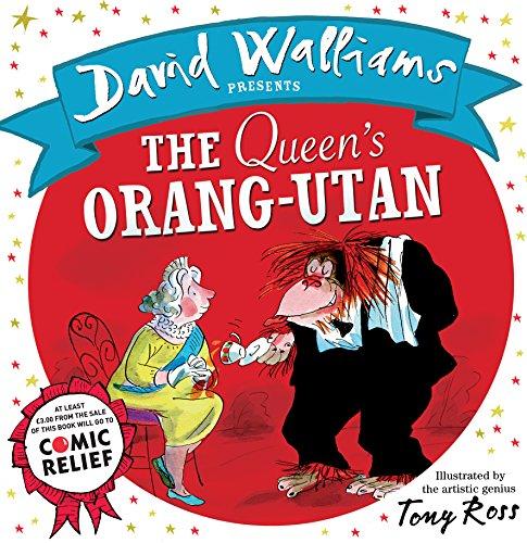Queens Orangutan Comic (Comic Relief)