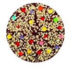 "Valentino's Chocolate Pizza 7"" Milk C..."