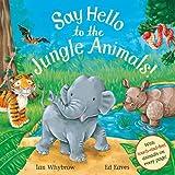 Say Hello to the Jungle Animals!
