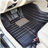 AudelTech Custom Fit Floor Liner   Floor Mats  2006 2009  Nissan Patrol Models  Black