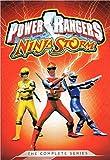 Power Rangers Ninja Storm Complete Series (Season 11) [6 DVDs] [2003]