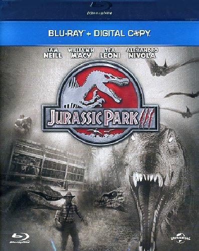 Jurassic Park III(+digital copy) [Italia] [Blu-ray]