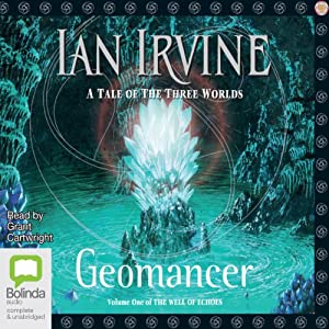 Geomancer: Well of Echoes, Book 1 Audiobook