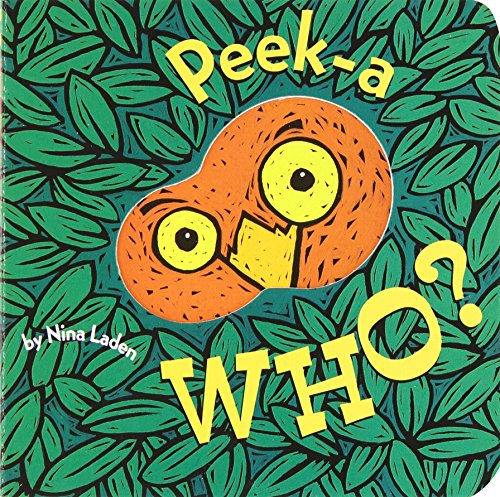 Peek-A Who? (Books For Babies Under 1 compare prices)