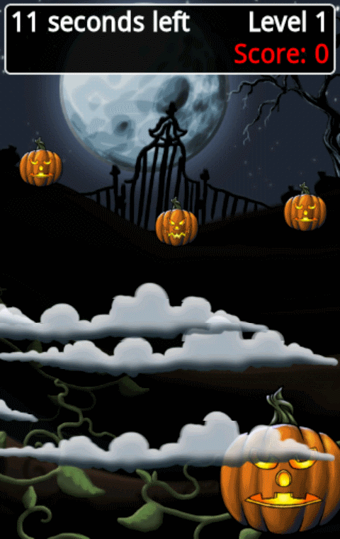 Pumpkin Smasher Game