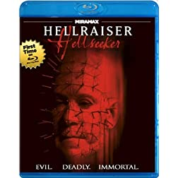 Hellraiser VI: Hellseeker [Blu-ray]