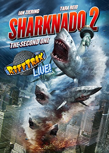 Sharknado 2: Rifftrax Live
