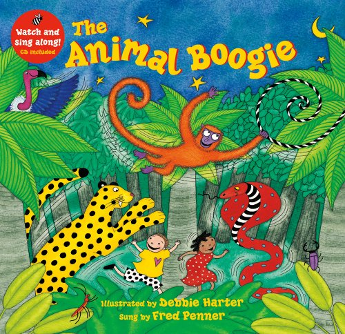 The Animal Boogie (A Barefoot Singalong)