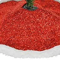 Christmas House Value Tinsel Tree Skirt – 18 In. – 1/pkg.