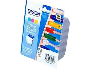 Epson Stylus Color 760 (T0520 / C 13 T 05204010) - original - Ink cartridge color - 320 Pages - 35ml