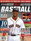 Athlon Sports 2016 MLB Baseball Preview Magazine Mookie