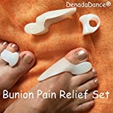 Photo of bunion toe spacers
