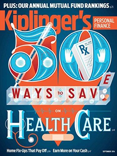 Kiplinger's Personal Finance magazine (1-year)