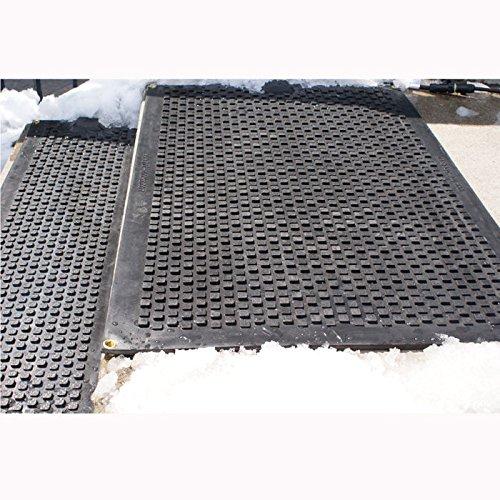 HOT-blocks Outdoor Heated Industrial Walkway/Driveway Mat