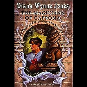 The Magicians of Caprona Audiobook