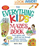 The Everything Kids' Mazes Book: Twis...